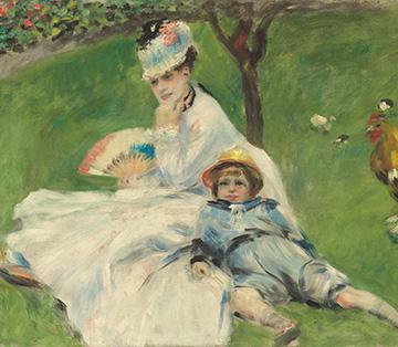 Free Family Day: Bonjour Les Artistes!