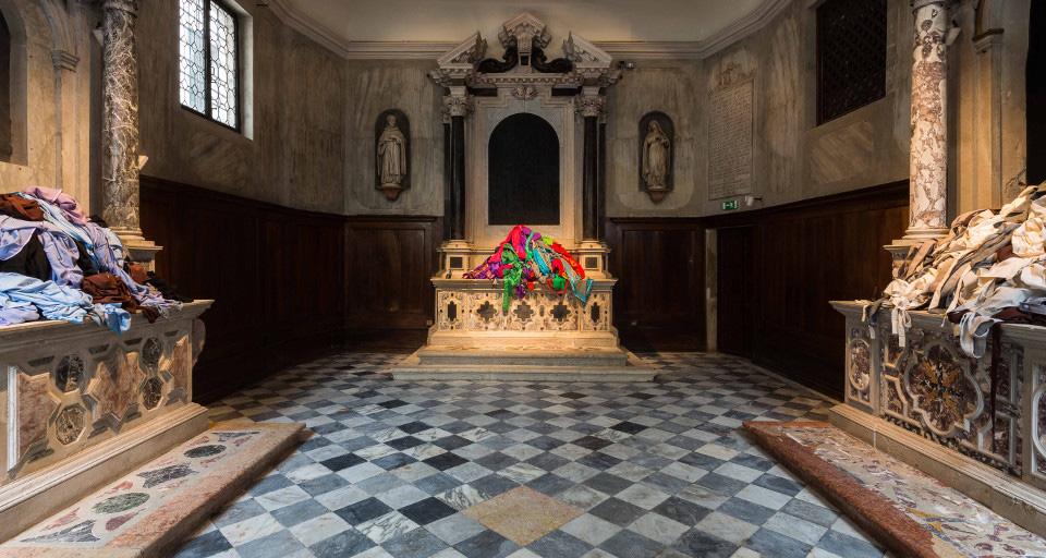Curator's Corner: René Barilleaux Visits the Venice Biennale