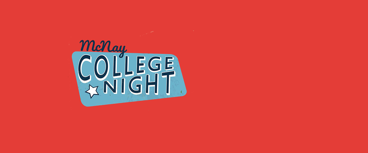 Free College Night: McNay Mixer