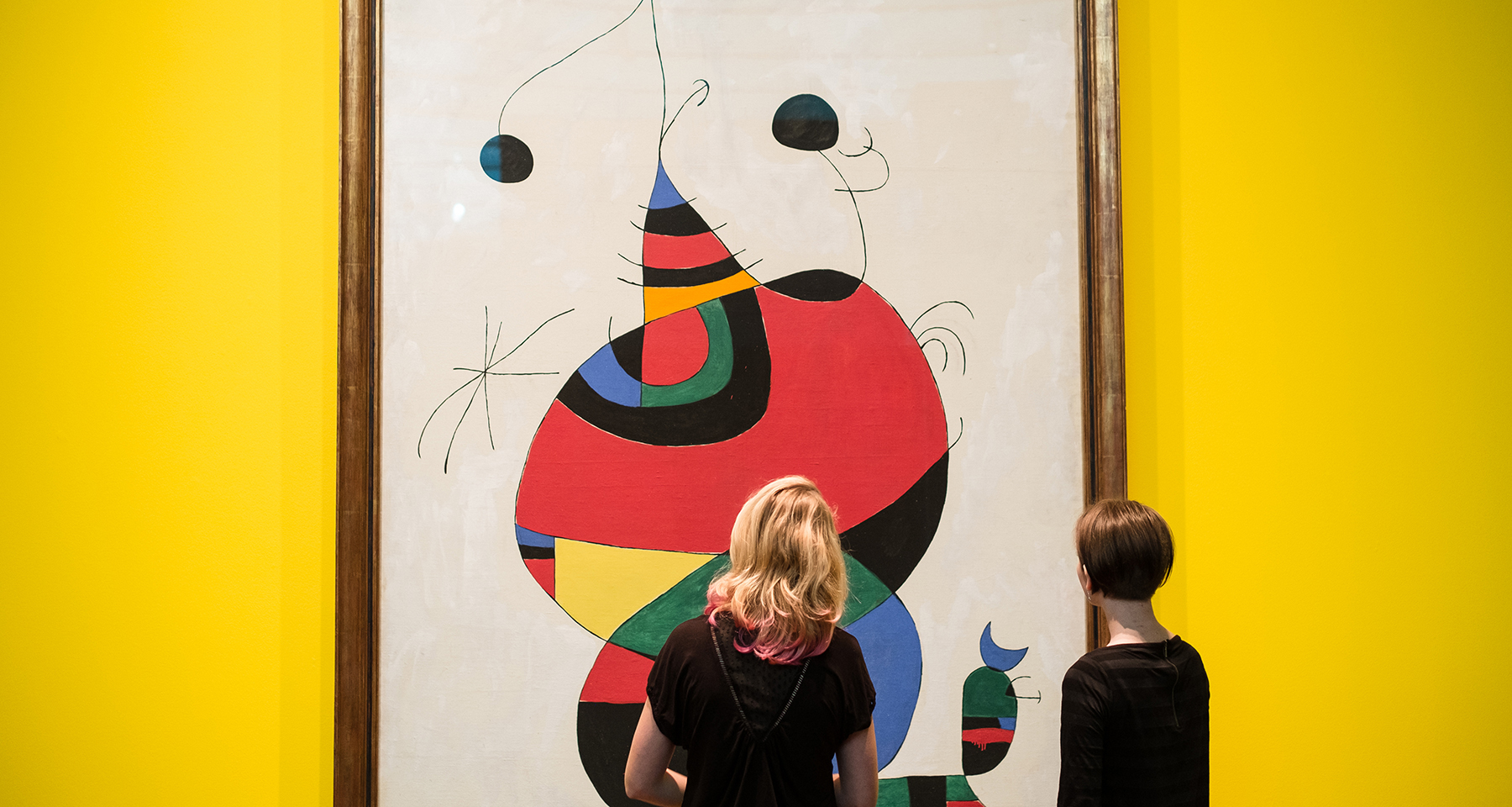 Miró: The Art of Seeing |  A Conversation with Dr. William Chiego