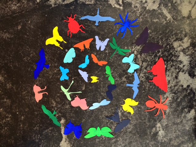 Family Art Play: Butterflies and Bugs