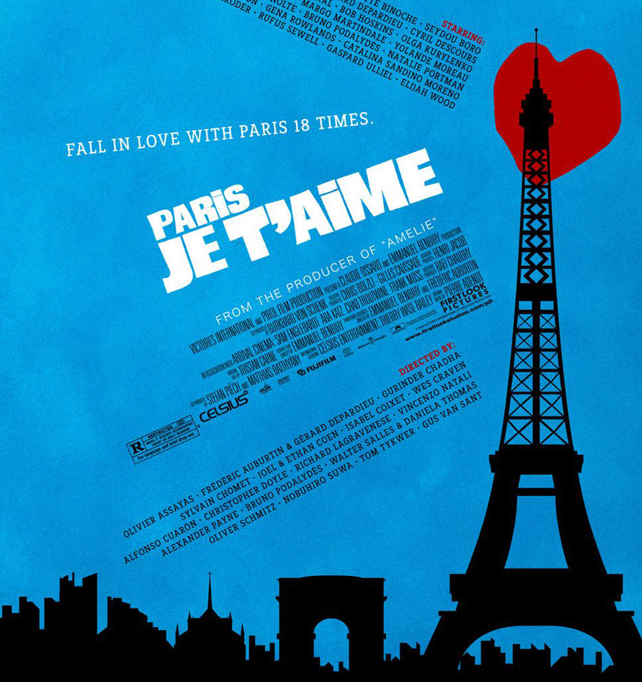 Rendez-Vous in Paris Film Series: Paris, je t'aime