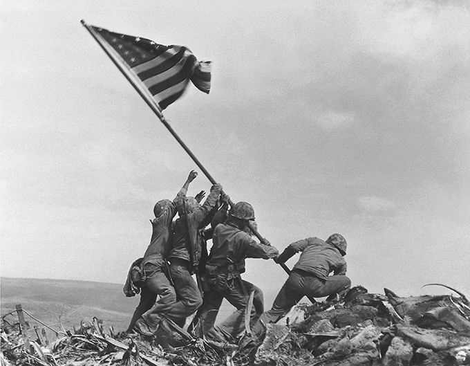 Gallery Talk: World War II in Photographs