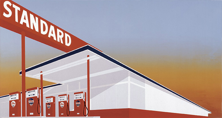 Family Art Play: Hooray for Ruscha!