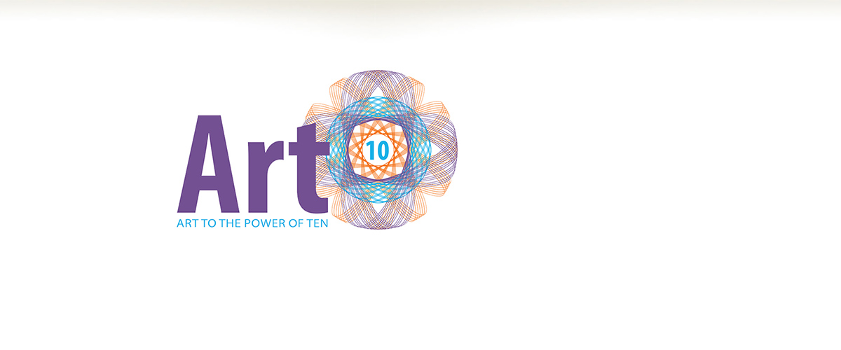 Art to the Power of Ten