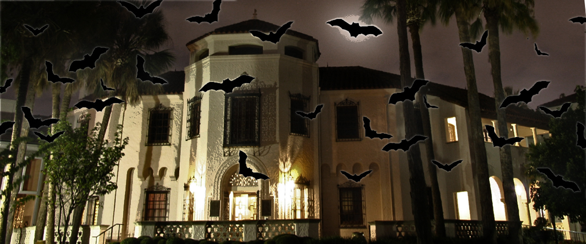 Halloween at the McNay