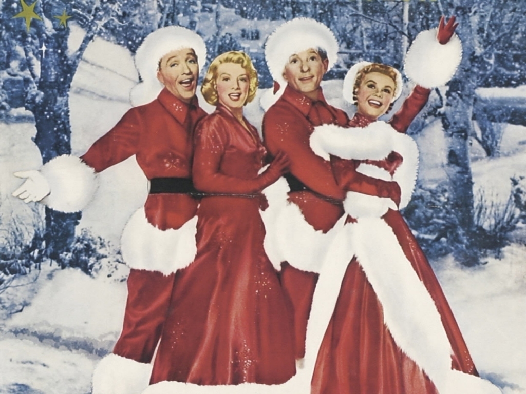 GET REEL: 60th Anniversary Film Series: White Christmas