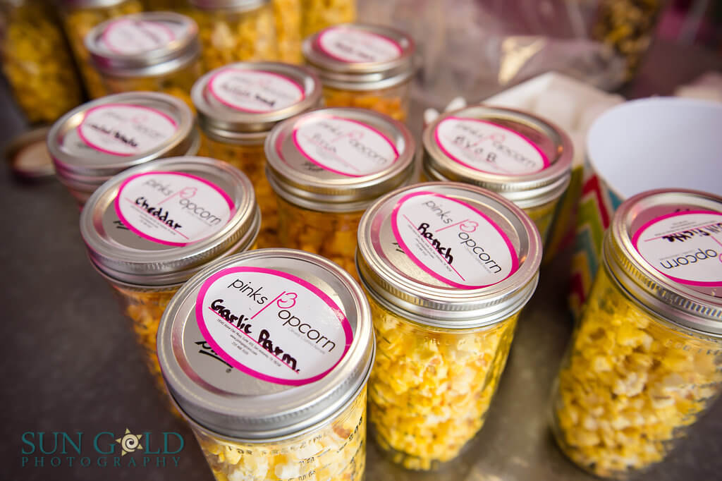 Food for Thought: A Delicious Hour with Pinks Popcorn
