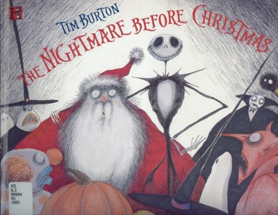 "Museum Reads: ""The Nightmare Before Christmas"""