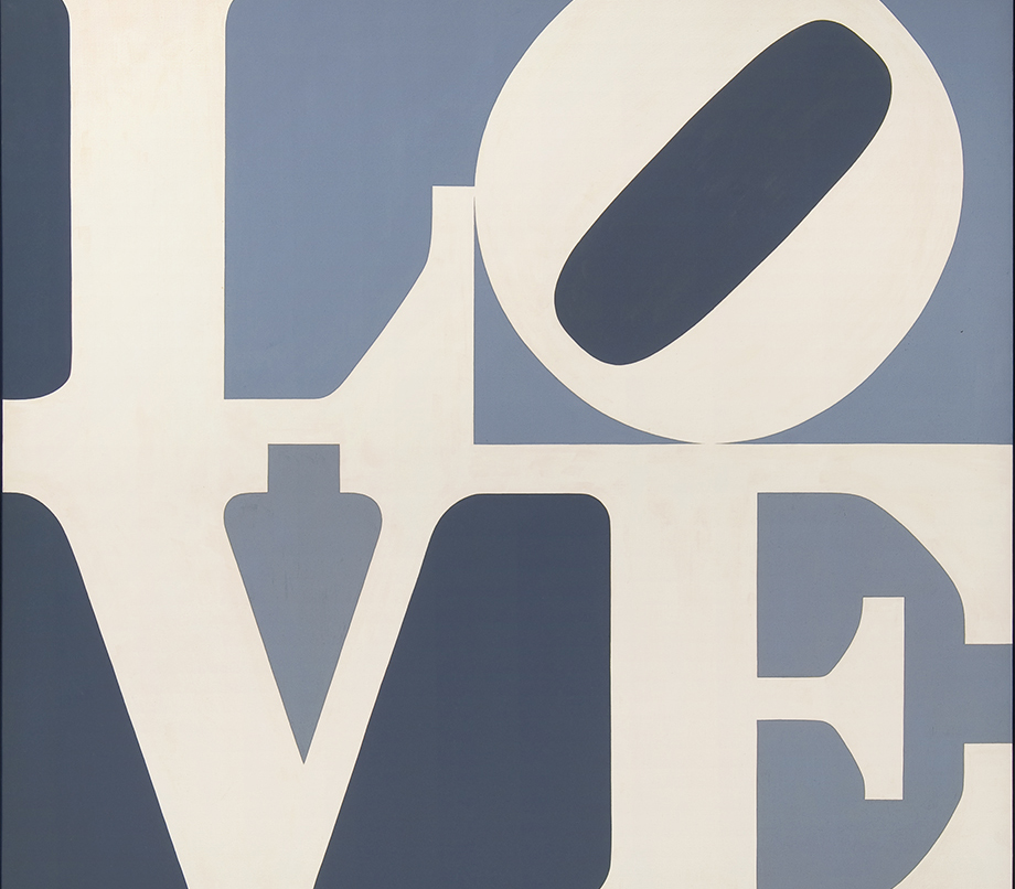 Members Preview Virtual Tour | Robert Indiana: A Legacy of Love