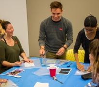 Art-FULL Wednesday: Art-making for Adults: Photo Transfer