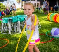 Toddler Art Play: Circus Fun