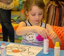 Toddler Art Play: Animals on Parade