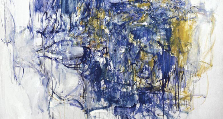 Collection Connection: Joan Mitchell