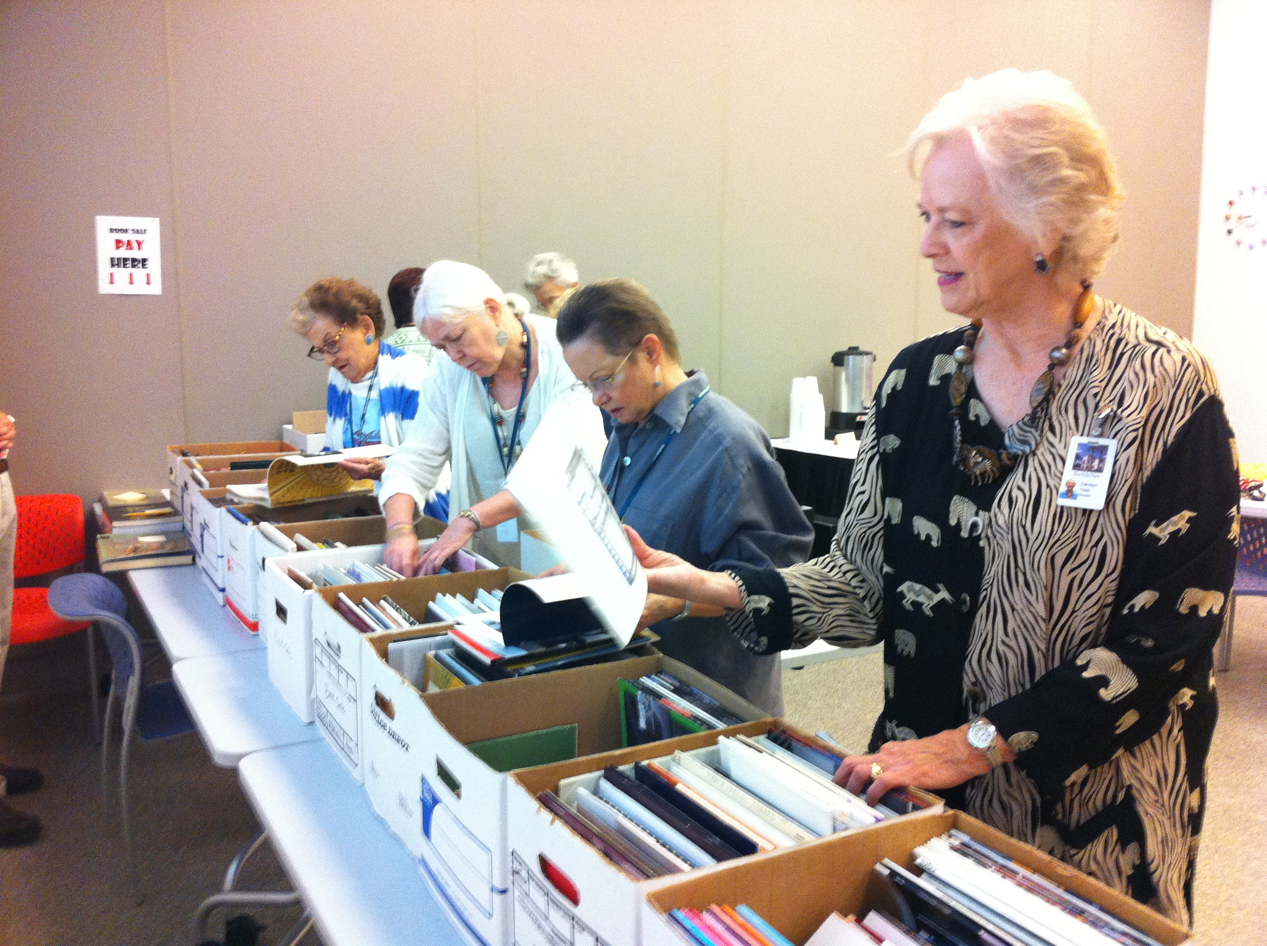 McNay Art Museum Library Book Sale