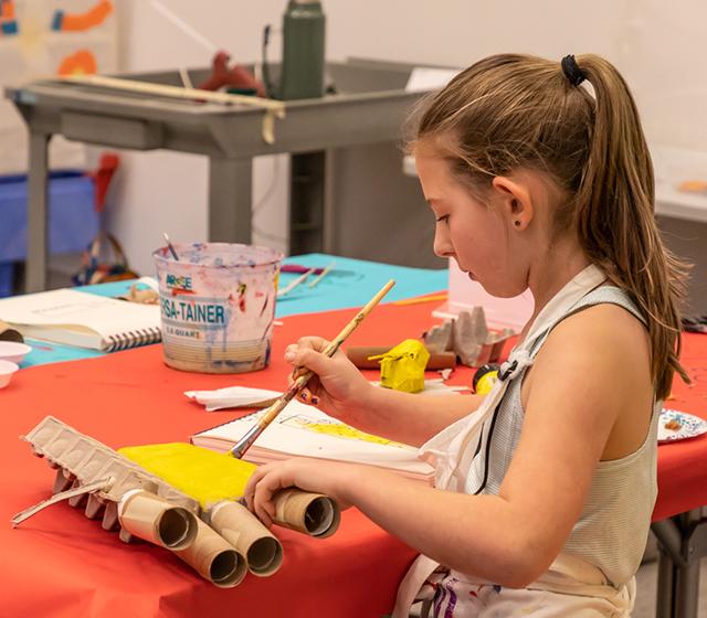 Summer Art Camp: Eco-Build