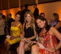Reception for Julian Gold Fashion Show