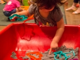 Toddler Art Play: Beach Party