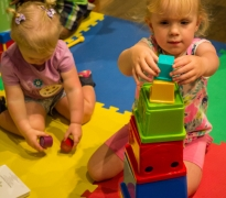 Toddler Art Play: Beach Party