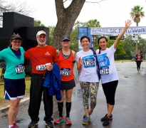 McNay Founder's Day 5K Run/Walk 2015