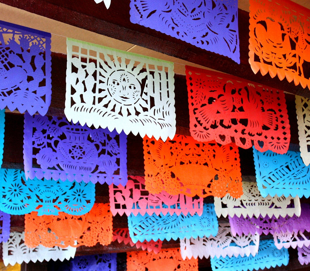 Workshop: Papel Picado