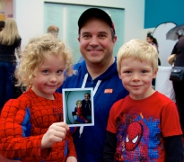 2015 Free Spring Break Family Days: Andy Warhol Photo Booth
