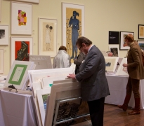 McNay Print Fair 2015