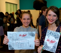 Teen Art Night 2015