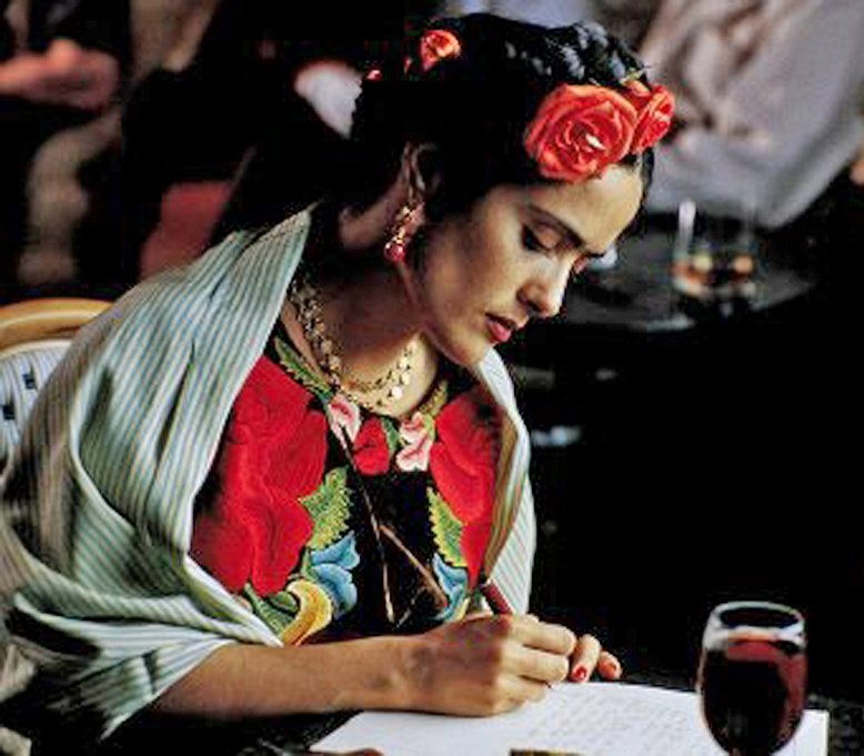 The Image of the Artist in Cinema Film Series: Frida