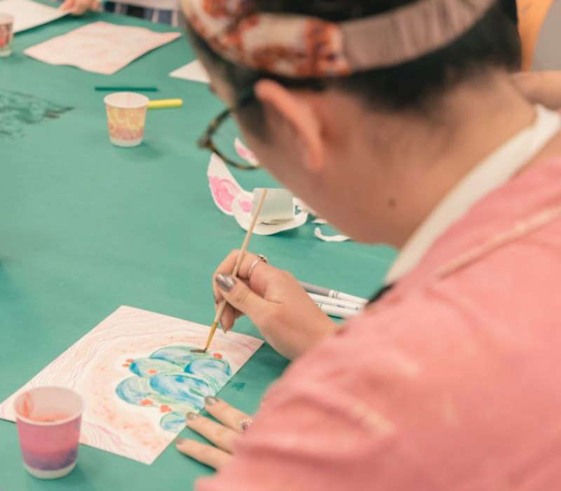 ArtFULL Wednesday: Art-making for Adults: Making the Minimum