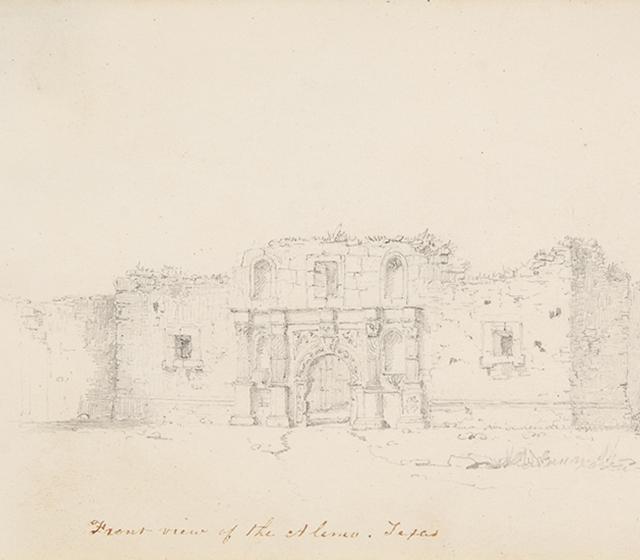 Lecture: San Antonio c. 1848