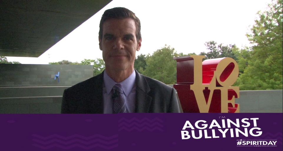 McNay Director, Rich Aste, Takes a Stand on Bullying in the LGBTQ Community
