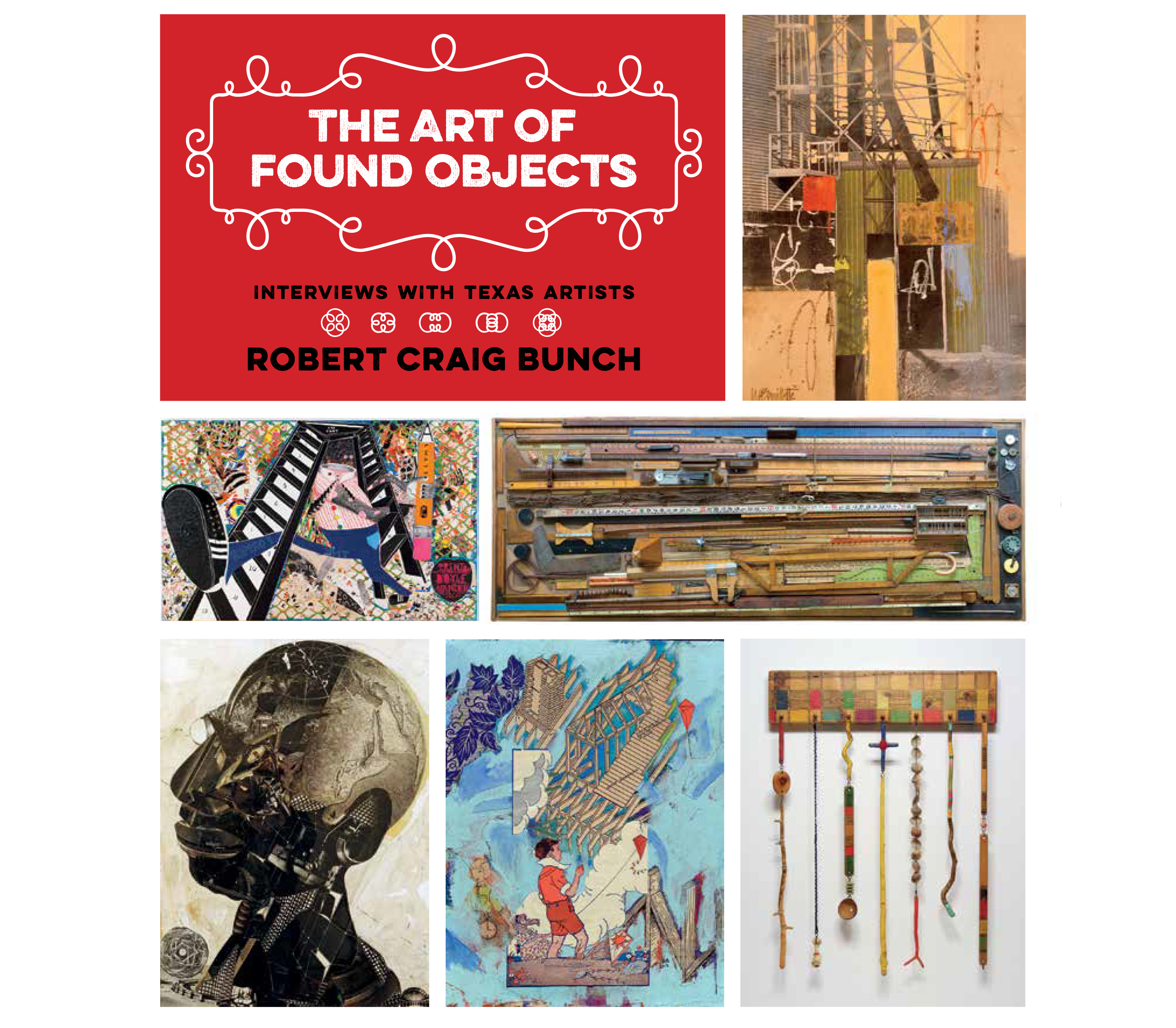 Book Signing: The Art of Found Objects