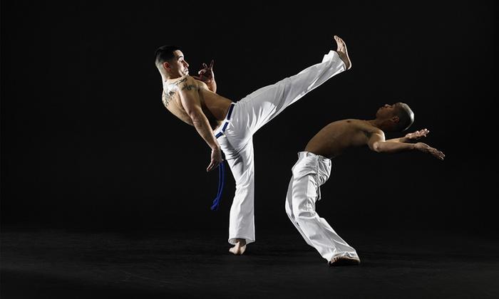 Class: Brazilian Capoeira