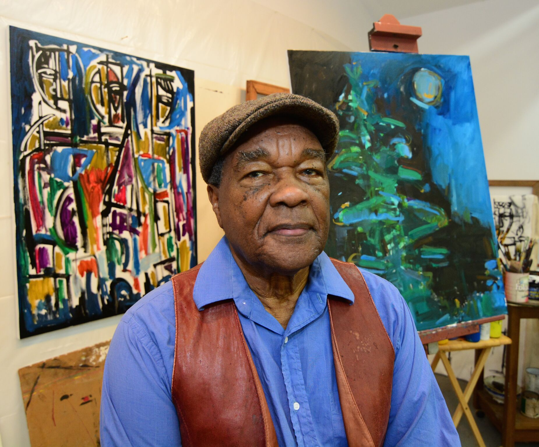 CANCELED: Distinguished Lecture: David C. Driskell