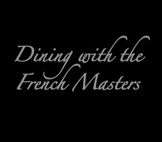 Dining with the French Masters