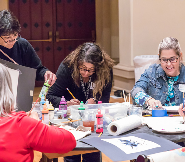 Evening for Educators: By Design