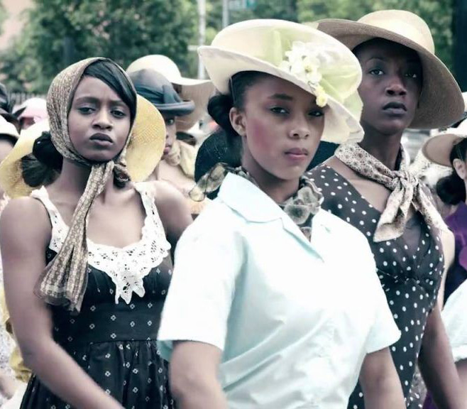Get Reel: Film Series: 4 Little Girls