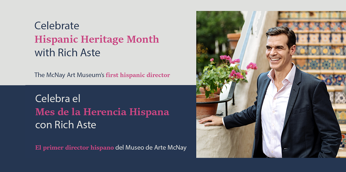 Celebrate Hispanic Heritage Month with Rich Aste