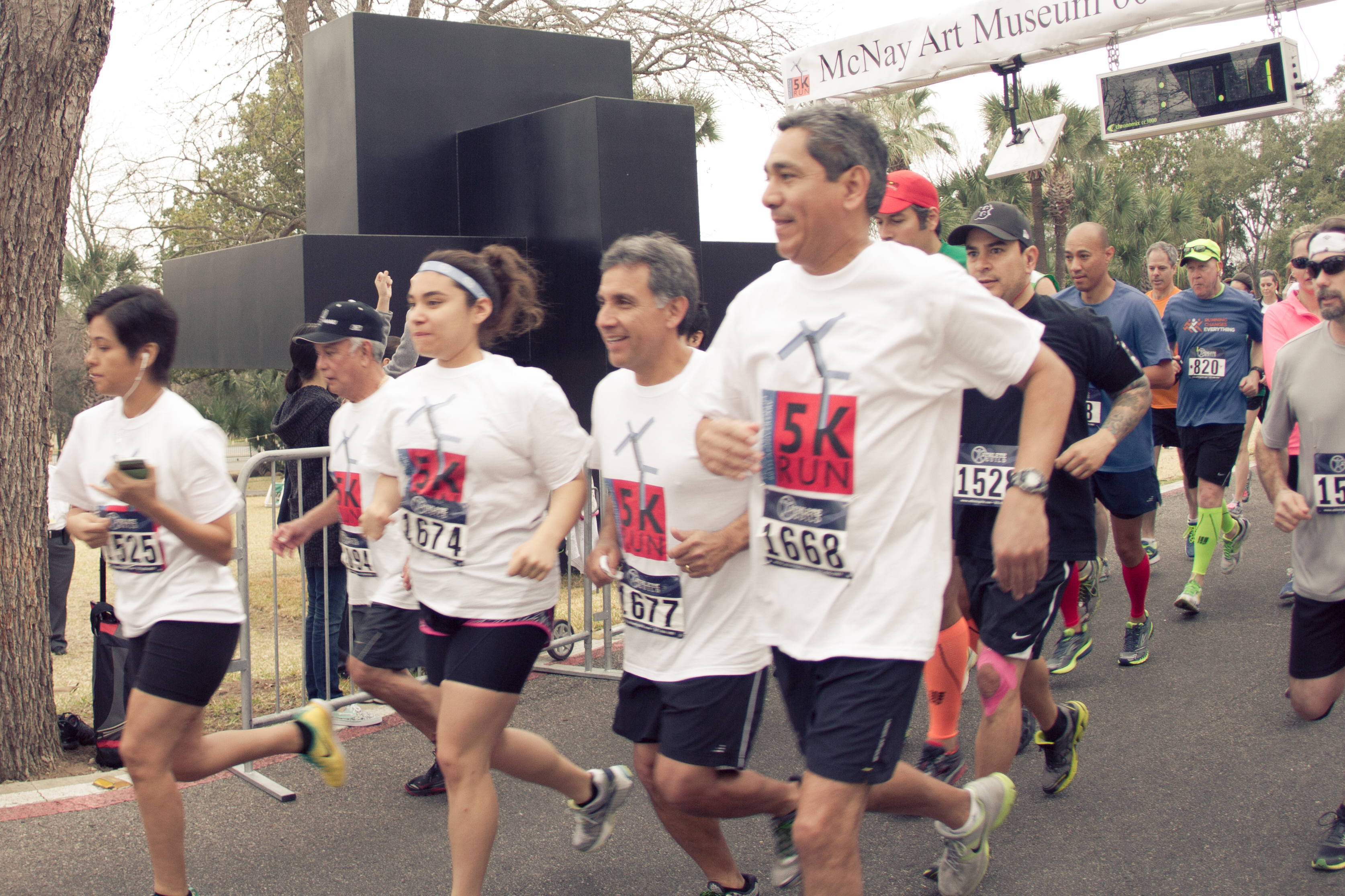 Founder's Day: 5K Run/Walk