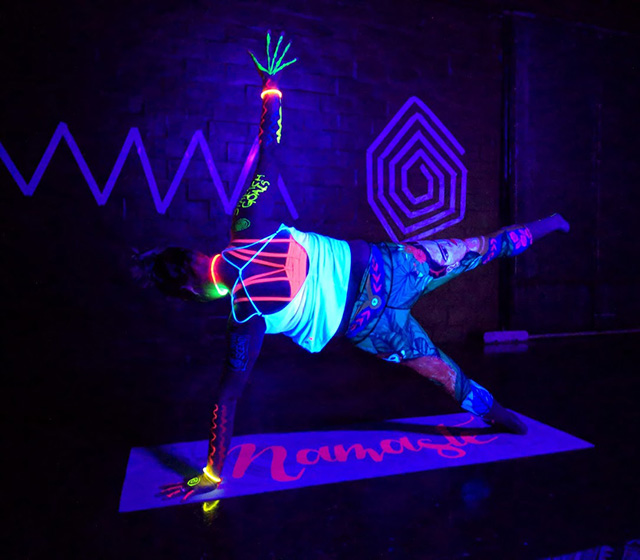 SOLD OUT: Yoga Glow
