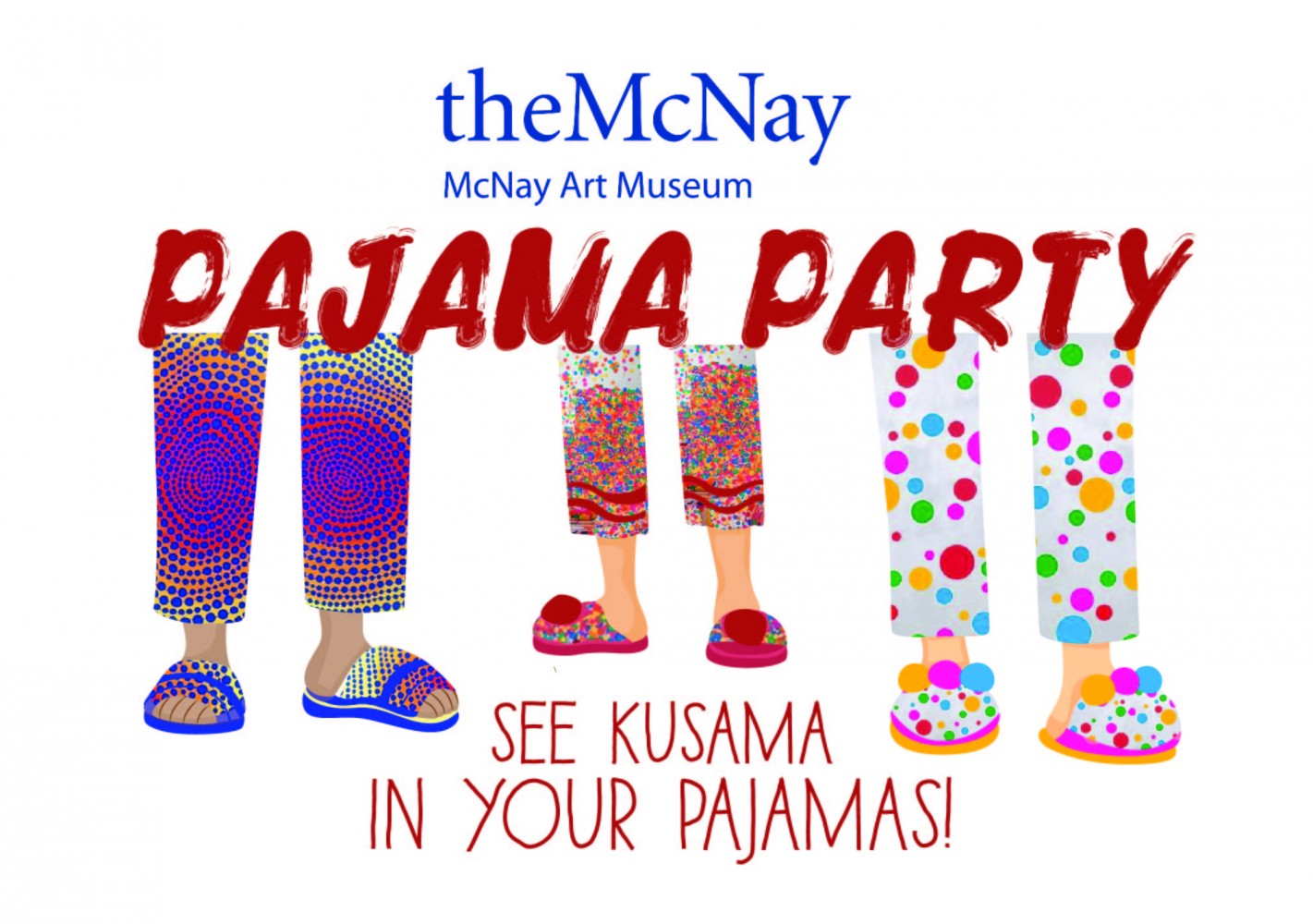 CANCELLED - Pajama Party