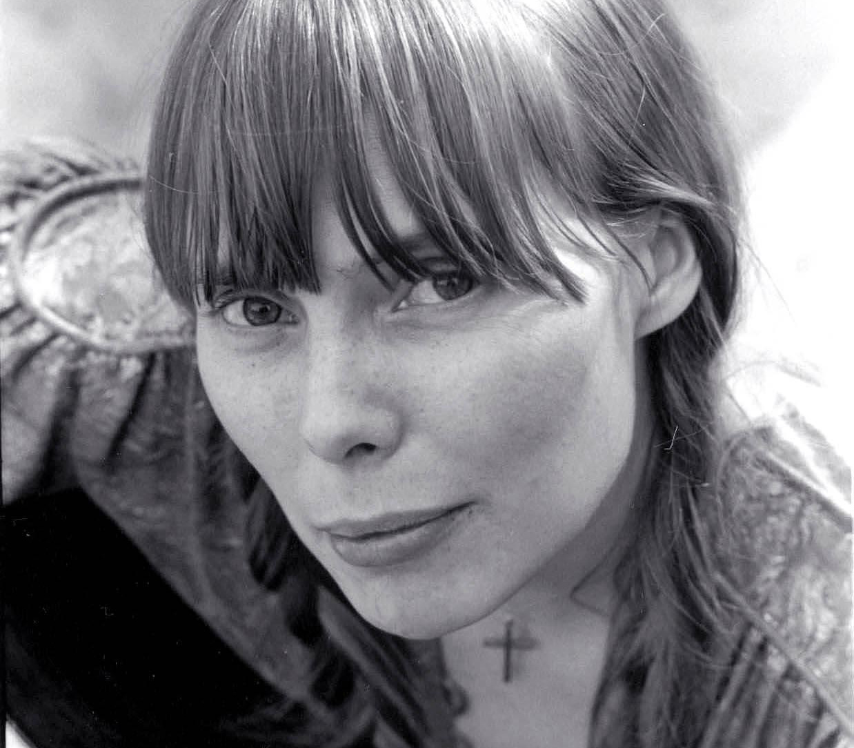 Exhibition Lecture: Painting with Words: Joni Mitchell's Music & Metaphor