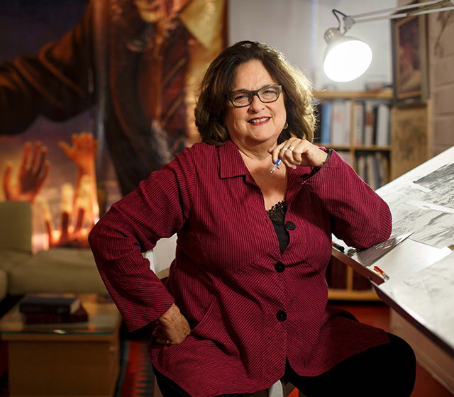 Distinguished Lecture: Judy Baca