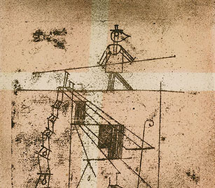 Walking the Tightrope: Paul Klee and the Bauhaus