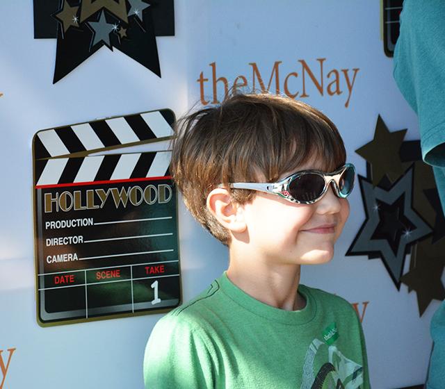 Summer Art Camp: Lights, Camera, Action!