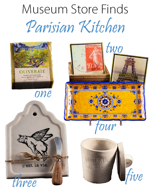 Museum Store Finds: Parisian Kitchen