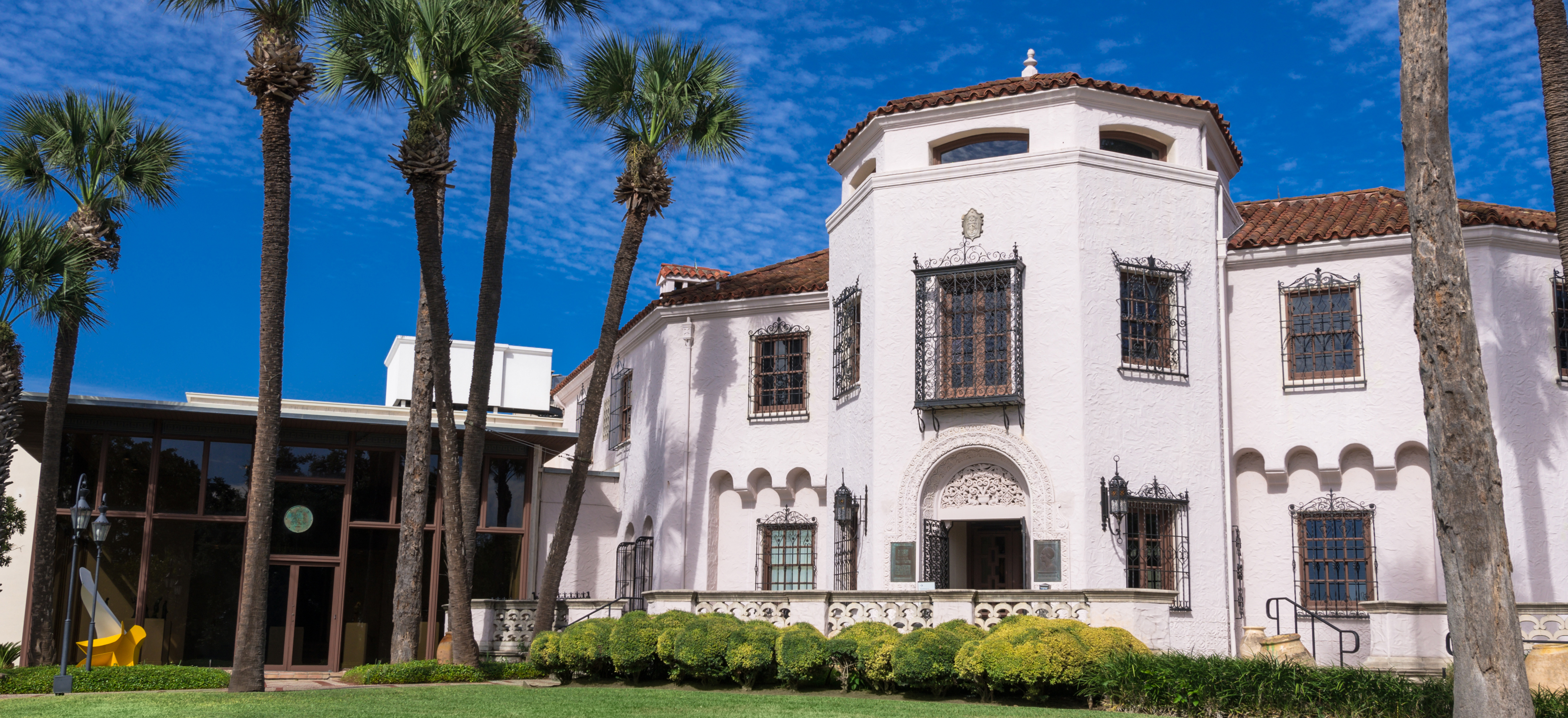 Renovations at the McNay