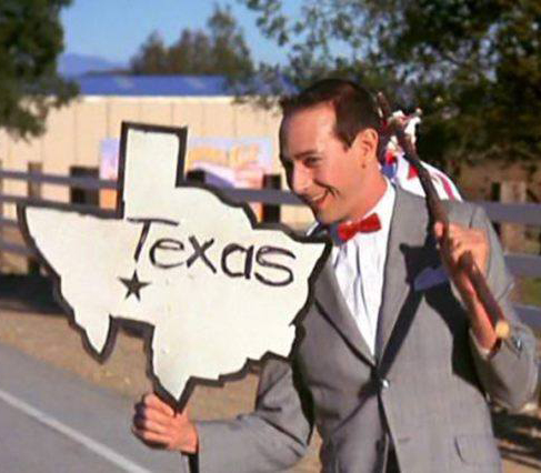GET REEL Film Series: Films al Fresco: Pee-wee's Big Adventure
