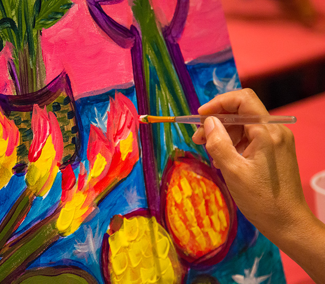 Summer Teacher Institute: Artists of Color